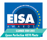 EISA (European Imaging and Sound Association) logo