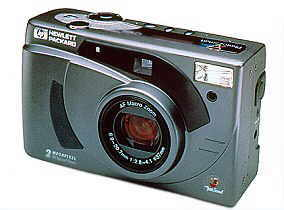 Hewlett-Packard PhotoSmart C500