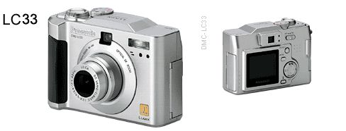 Panasonic Lumix DMC LC33